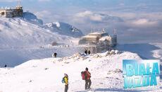 W górach wciąż zimowo - w sam raz na narty