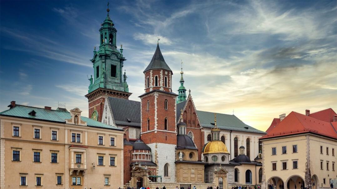 Zwiedź Zamek Królewski na Wawelu bez wychodzenia z domu