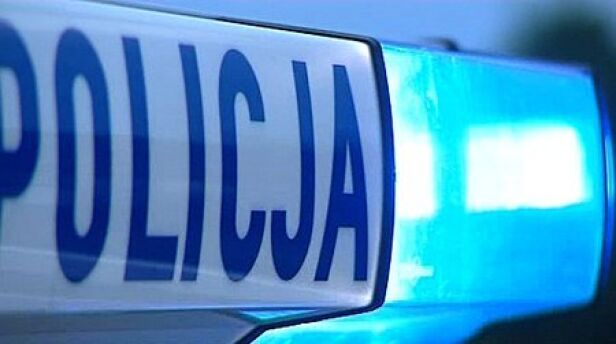 Policja wyjaśnia okoliczności wypadku TVN24