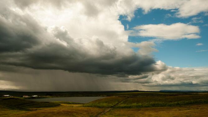 Prognoza pogody na pięć dni: burze. Może spaść grad
