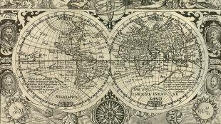 Co jest większe: Afryka czy Antarktyda? Słów kilka o mapach świata