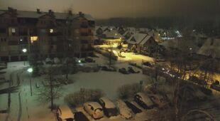 Śnieżny środowy poranek na Waszych zdjęciach